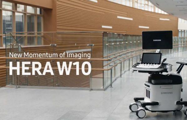 Samsung HERA W10 ultrahang készülék