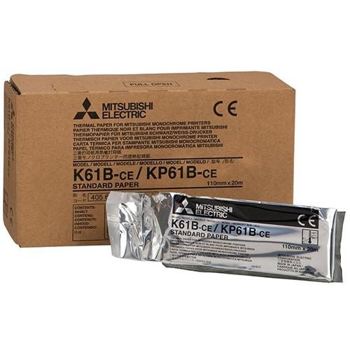 Mitsubishi K61B/KP61B kisfelbontású hőpapír