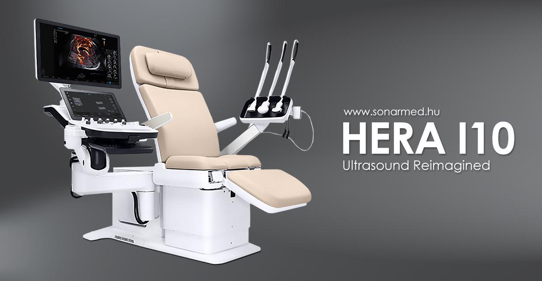 Samsung HERA I10 professzionális szülészeti-nőgyógyászati ultrahang készülék