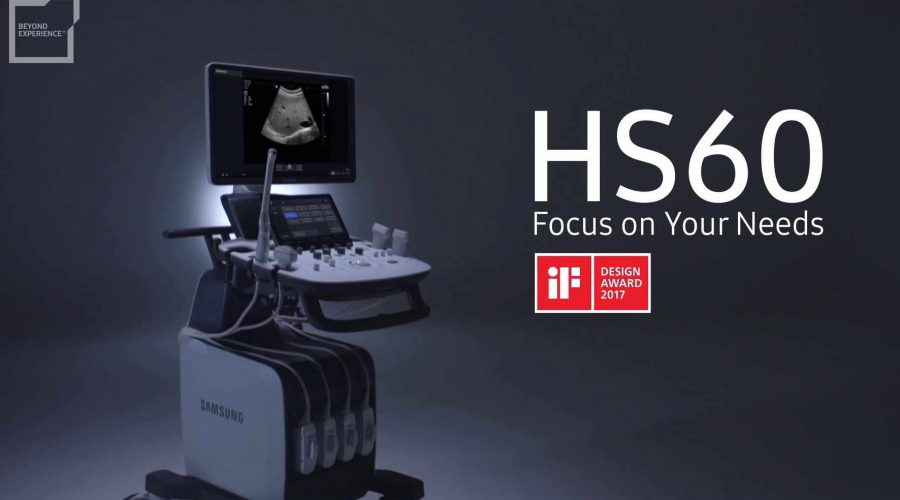 Samsung HS60 ultrahang készülék