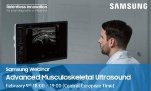 Samsung Webinarium - Advanced Musculoskeletal Ultrasound - 2021.02.09.