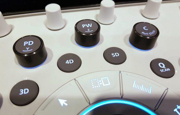 SAMSUNG WS80 – Professzionális 2D, 3D, 4D, 5D ultrahang készülék
