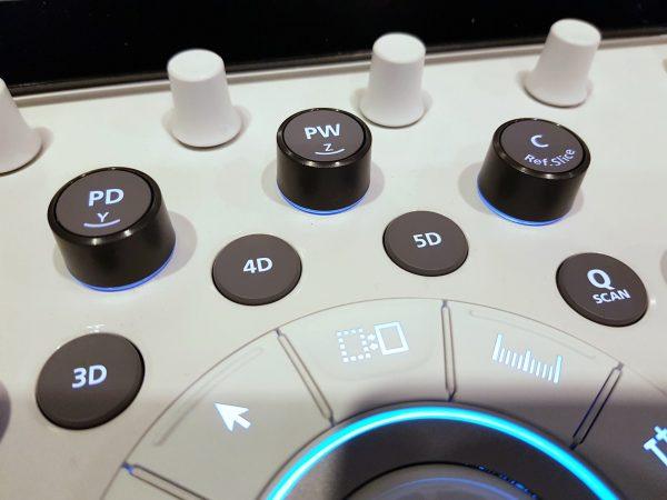 Samsung Medison WS80 típusú 2D/3D/4D/5D ultrahang készülék